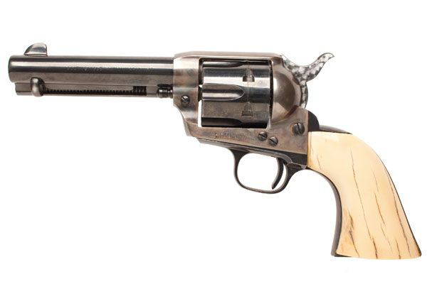 the Colt .45 Peacemaker