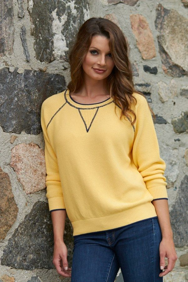 Bold Sweaters, Canadian - Made with Love | Cotton Country Spring ...