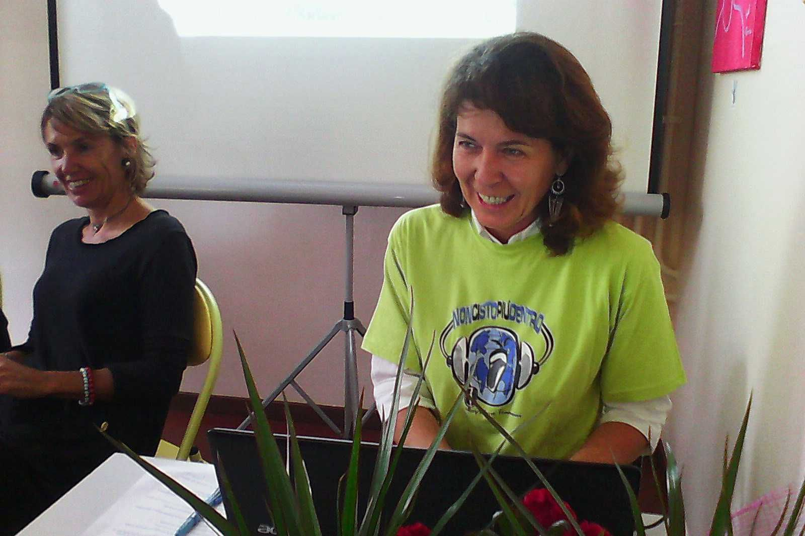 Valentina Zinelli, coordinatrice del progetto