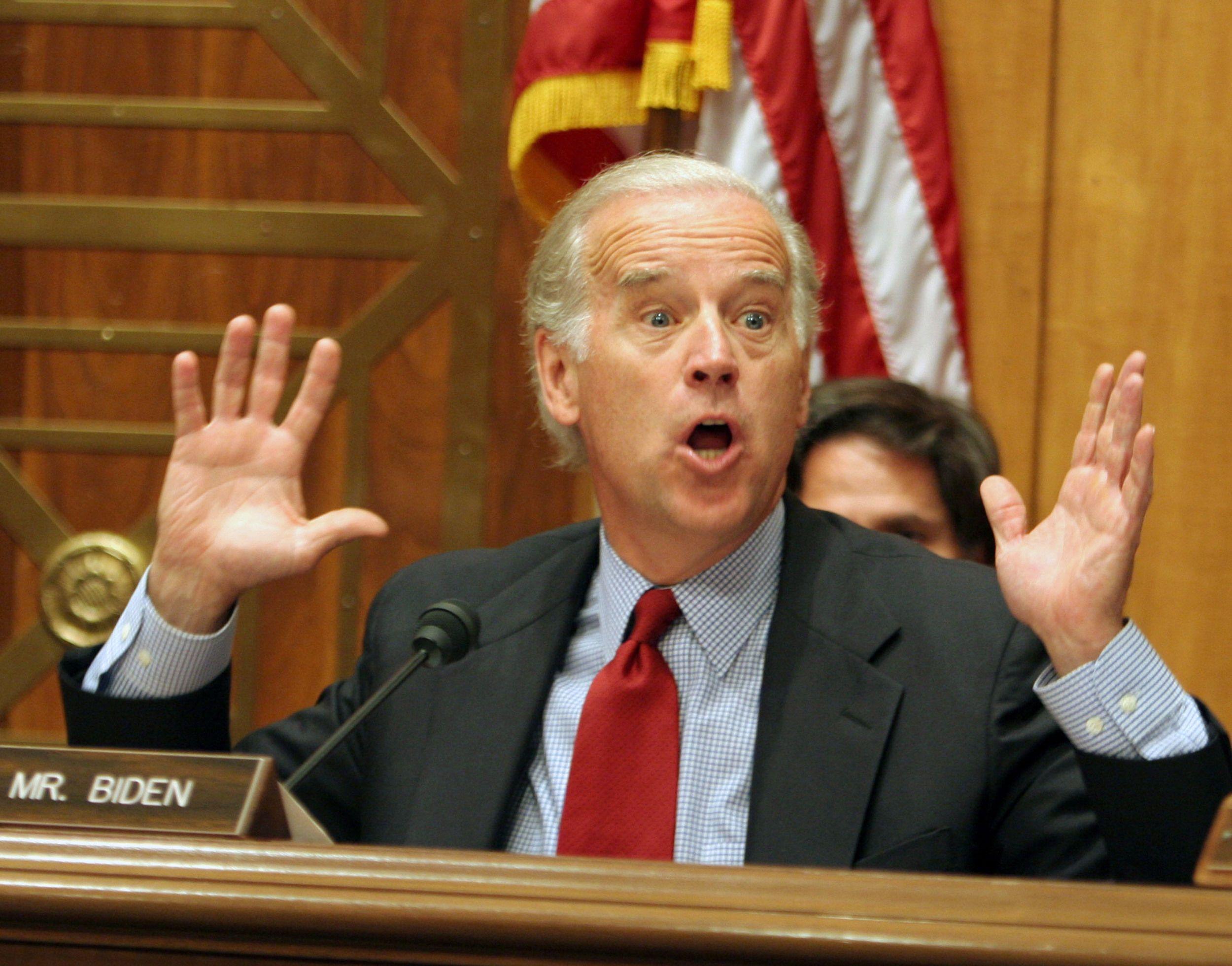 Joe Biden Throws Unexpected Jab At Trump In Speech Joe Biden Vice Trump