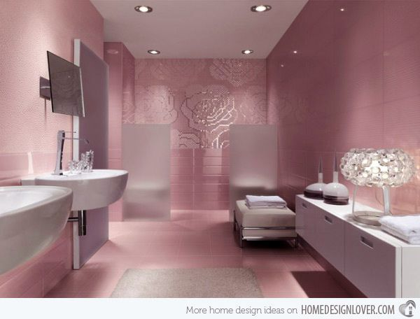 nice pink bathrooms low budget interior design15 chic and pretty pink bathroom designs for the home pinterestpink bathroom pictures 15 chic and
