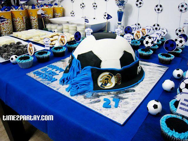Time2partay Blogspot Com Soccer Birthday Parties Football Birthday Party Soccer Birthday