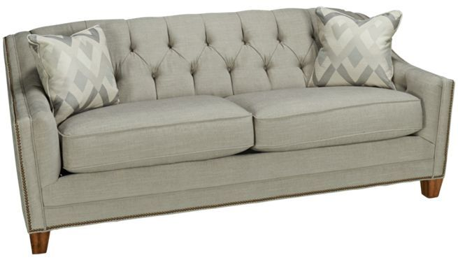 Flexsteel Dorea Sofa With Nailhead Jordan S Furniture This Is