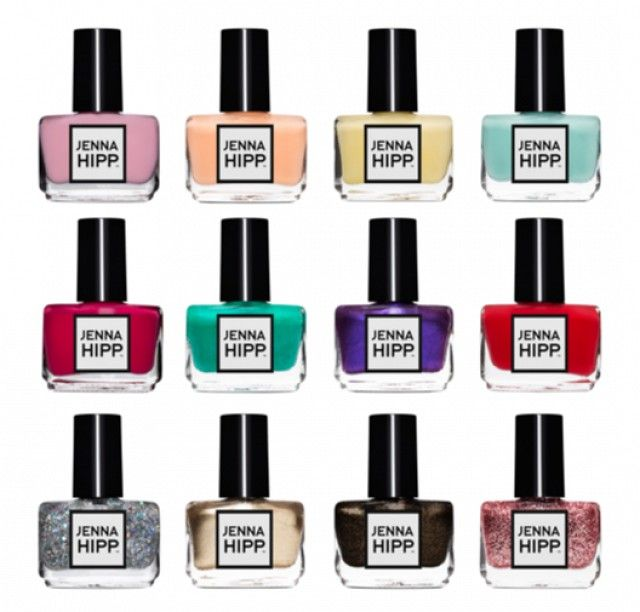 What's Hot Now Nail Collection