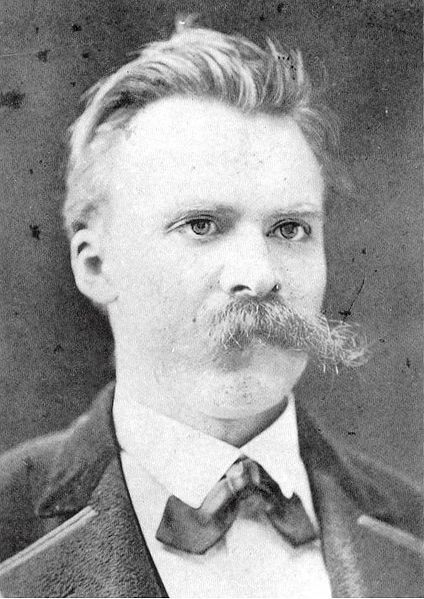 """""""There are no facts, only interpretations.""""  — Friedrich Nietzsche"""