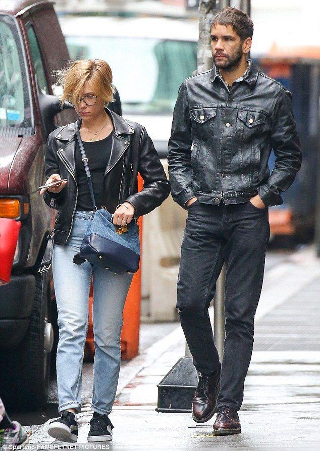But On Friday Sept 30 Scarlett Johansson Was Focusing On