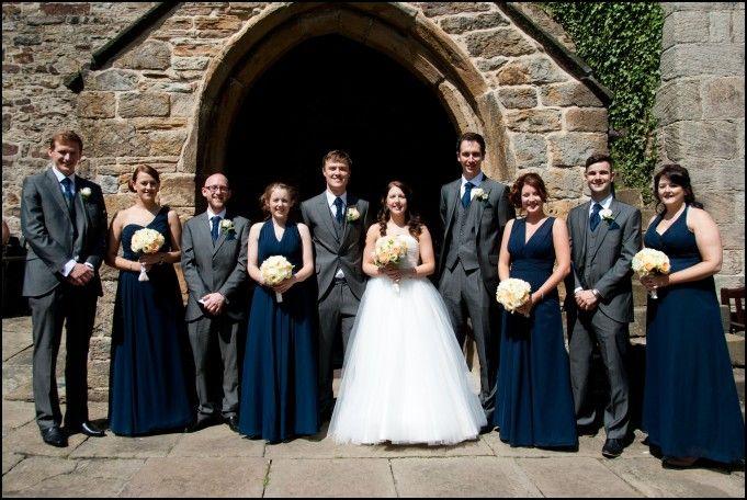Wedding Usher Dresses