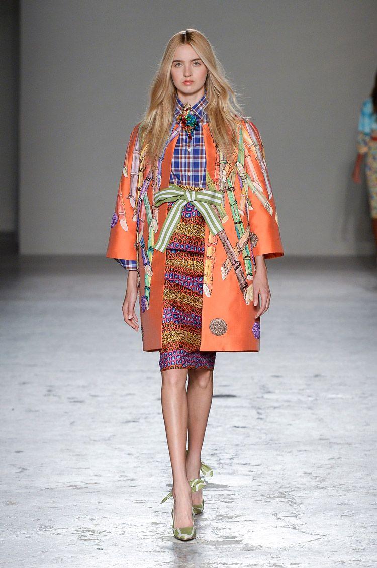 Stella Jean Spring Summer 2015 Womenswear Collection