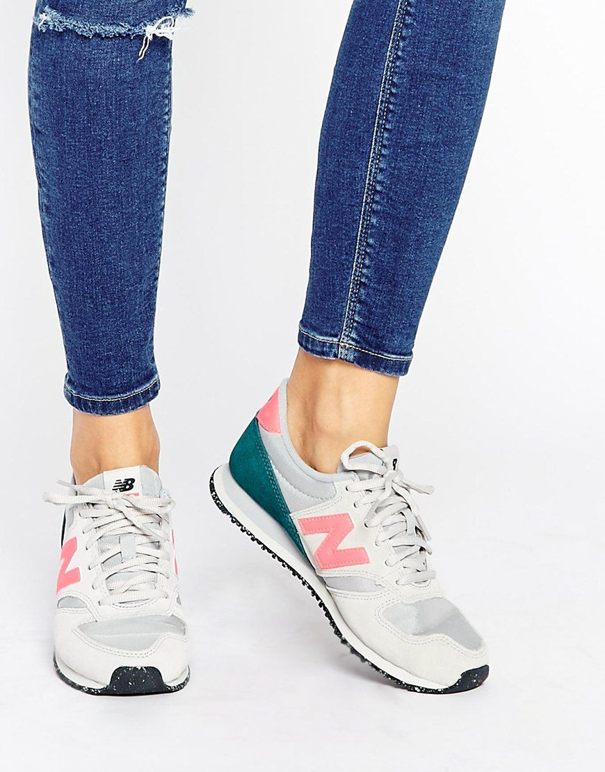 420 WOMENS PRINTED LINING - CHAUSSURES - Sneakers & Tennis bassesNew Balance