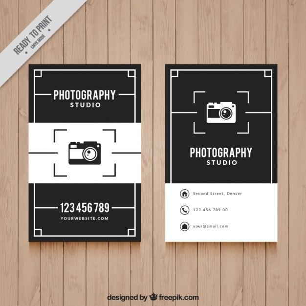 Pin by noel on business cards pinterest business cards business elegant black and white business card for photography colourmoves