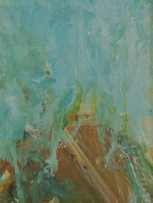 "Gantz, ""Abstract 2"", Oil on Canvas, 14""x11"", 16.5""x13.25"", $500"