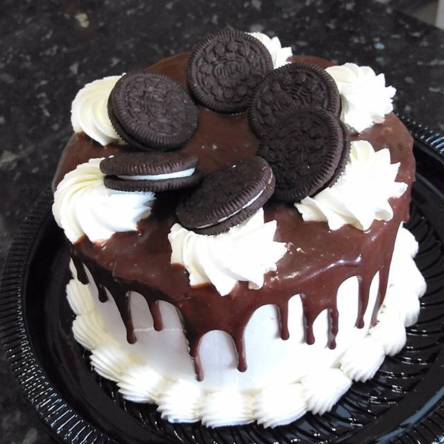 Pastel De Oreo With Images Cake Decorating Cake Flavors