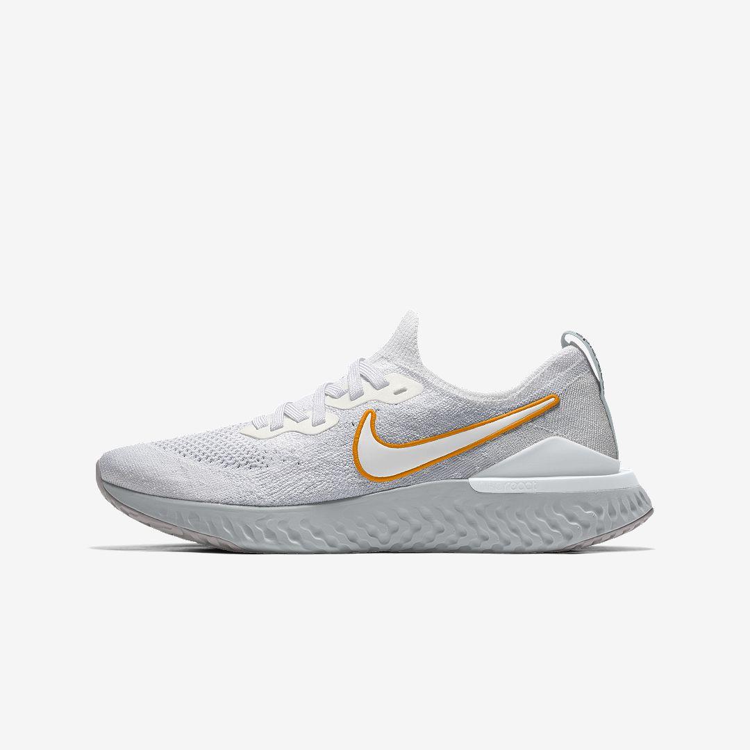 Nike Epic React Flyknit 2 By You Custom Women's Running Shoe
