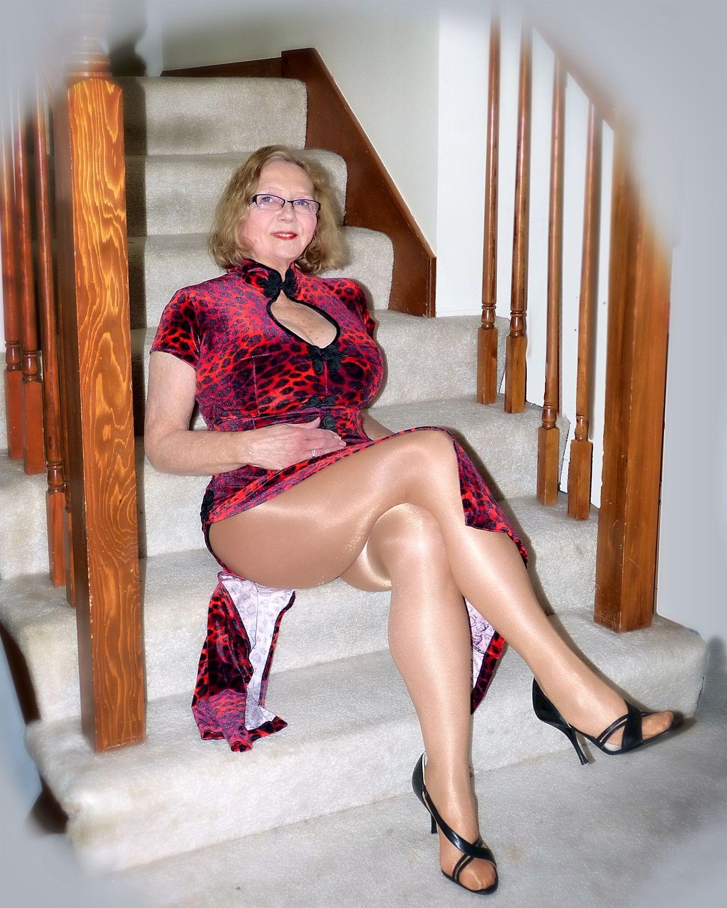 grandmas sexy legs