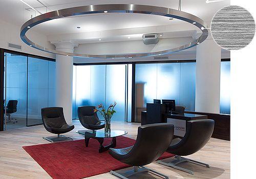 Firstmark Capital Featuring Anodized Aluminum Laminates Commercial Interiors Unique Materials Interior And Exterior