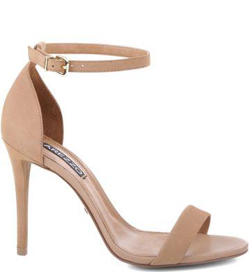 ce91e9f3e Sandália Isabelli Basics Nude | Arezzo - | Sapatos | Sapatos nude ...