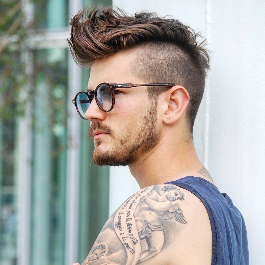 Modern haircuts men cabelo masculino  men hairstyles  pinterest  haircuts guy