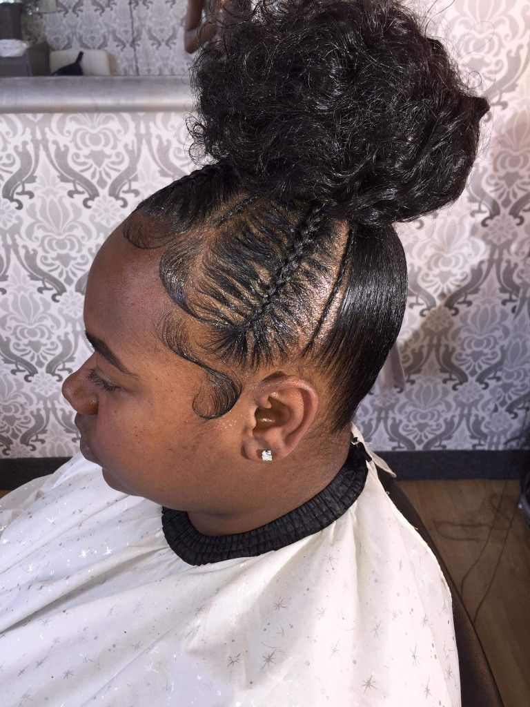 Beautiful Natural Style Hair Styles Natural Hair Styles Black Hairstyles With Weave