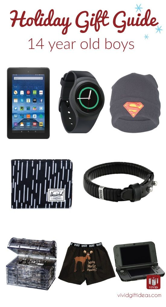 christmas gift ideas for 14 year old boys teen boy gifts cool gadgets stylish accessories and more