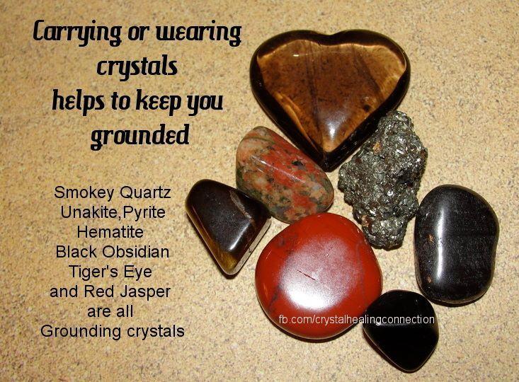 Grounding crystals   Grounding crystals Meditation ...