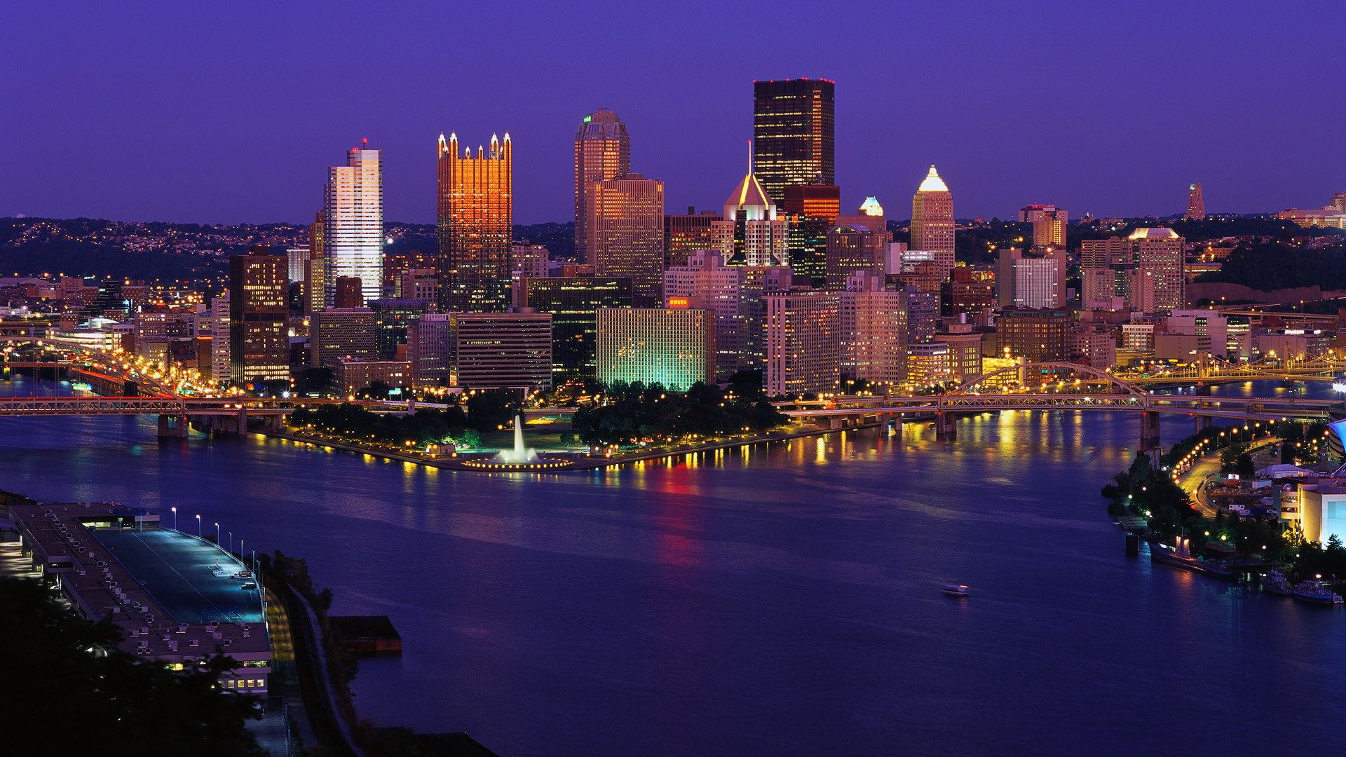 Visiting My Boyfriend S Home For The First Time Pittsburgh Skyline Skyline Picture City Tumblr