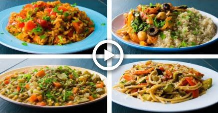 4 Healthy Vegan Recipes For Weight Loss #fitness