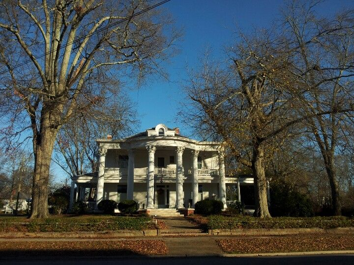 Bradley St. home Carrollton historic district