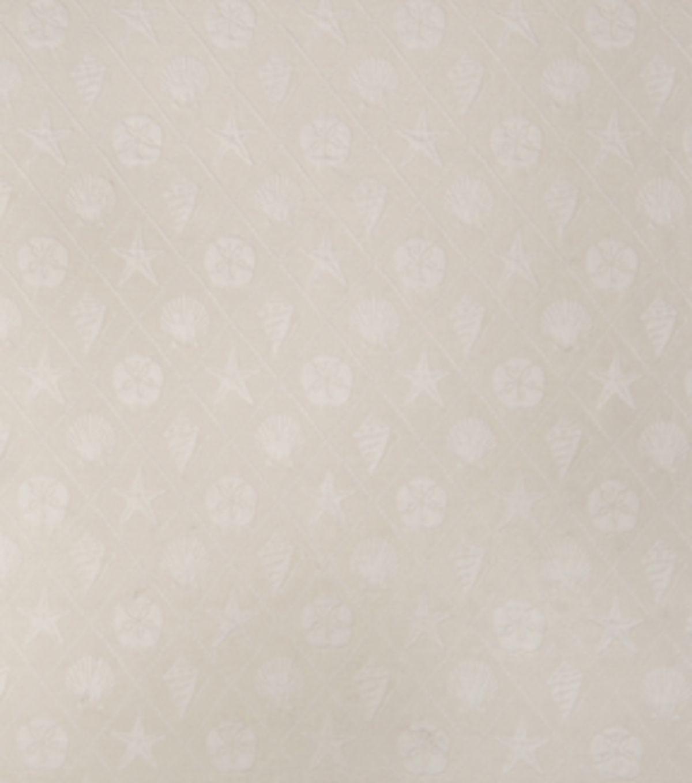 Home Decor Print Fabric-Eaton Square Checkmate-Natural Home Decor Print Fabric-Eaton Square Checkmate-Natural ,