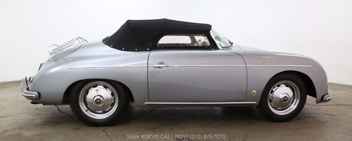 1957 Porsche Speedster Replica built by Vintage Speedsters