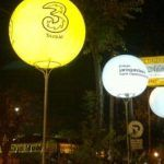Balon Light / Balon Led 3 Mobile http://royalbalonpro.com/balon-light/