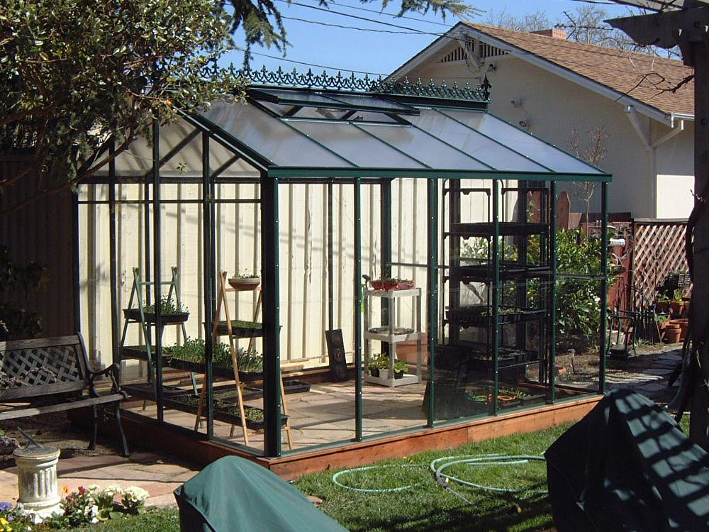 greenhouse design ideas - Поиск в Google | Теплицы | Pinterest ...