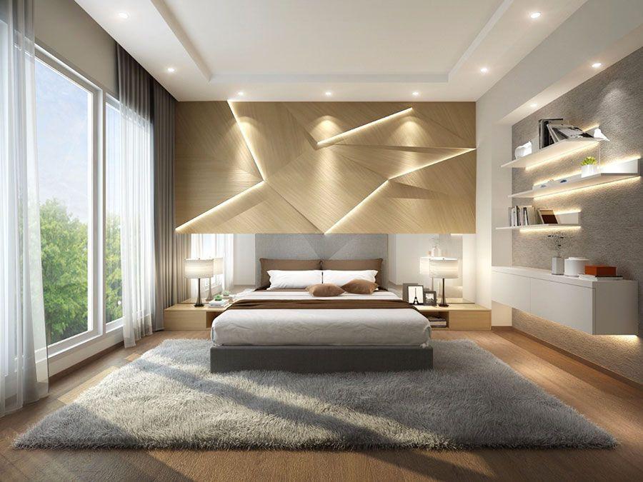 Camera da Letto Beige: 20 Idee di Arredo dal Design Moderno | Design ...