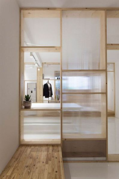 80 Incredible Room Dividers and Separators With Selves Design images