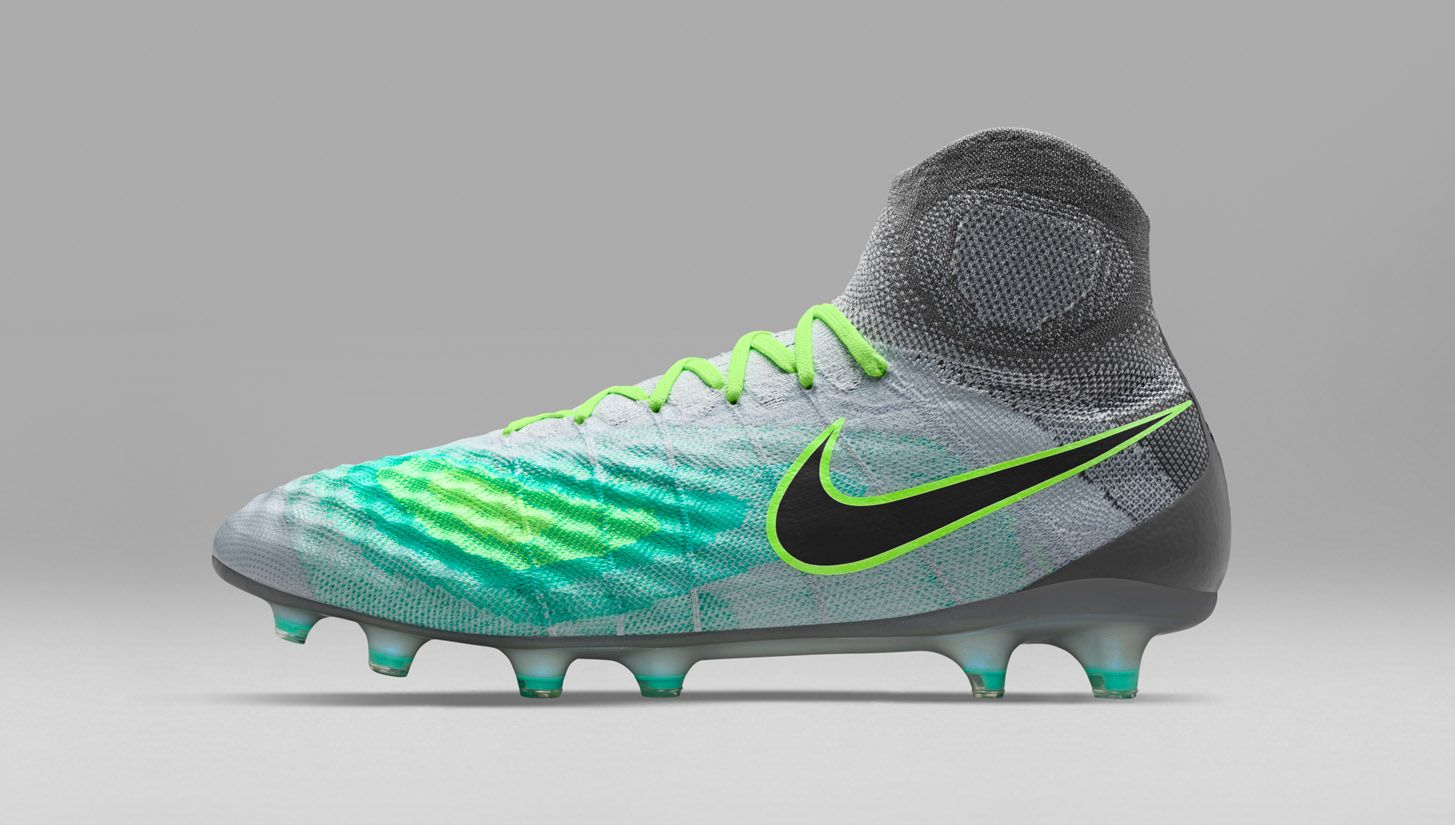 The Pure Platinum Nike Magista Obra II football boots introduce an  understated-yet-bold look for the second-gen Nike Magista cleats, launched  ahead of the ...