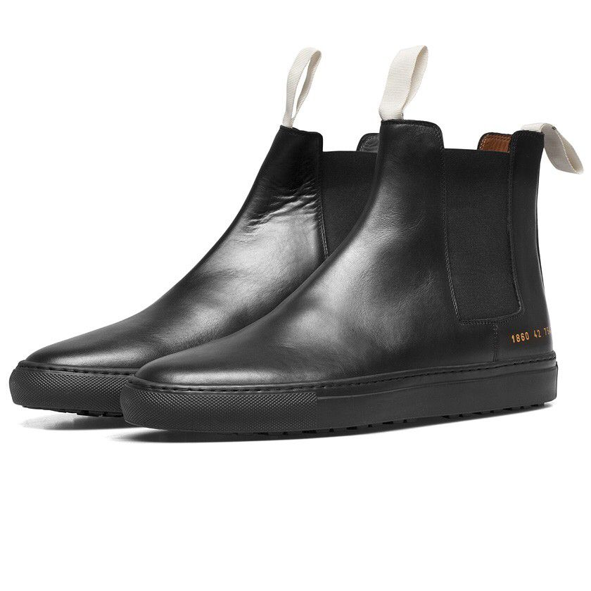 153a84441 Common Projects Chelsea Boot sneakers | Street Style | Chelsea boots ...
