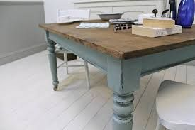 Image Result For How To Distress A Pine Table Distressed Kitchen