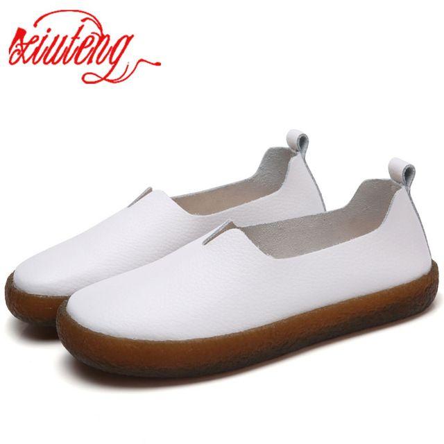 ᐉ Купить Туфли женские лодочки «Hermes» белые - в интернет