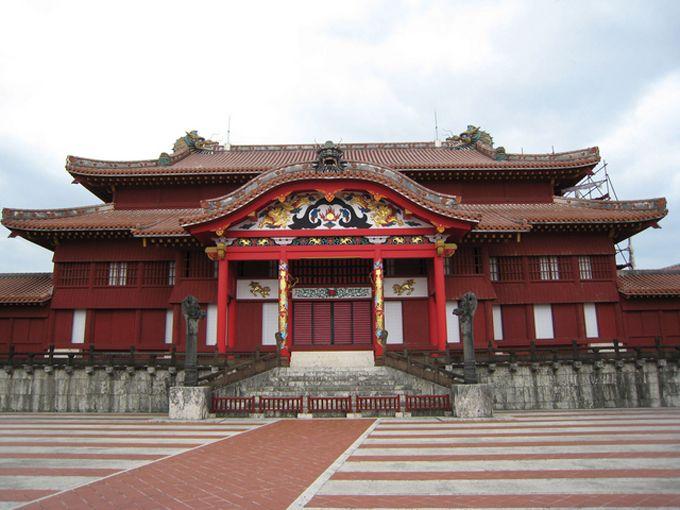 Naha Japan With Images Japanese Castle Okinawa Traditional Japanese Architecture
