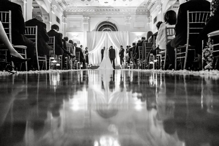 biltmore ballroom wedding : atlanta wedding photographer : vue photography : it takes two events