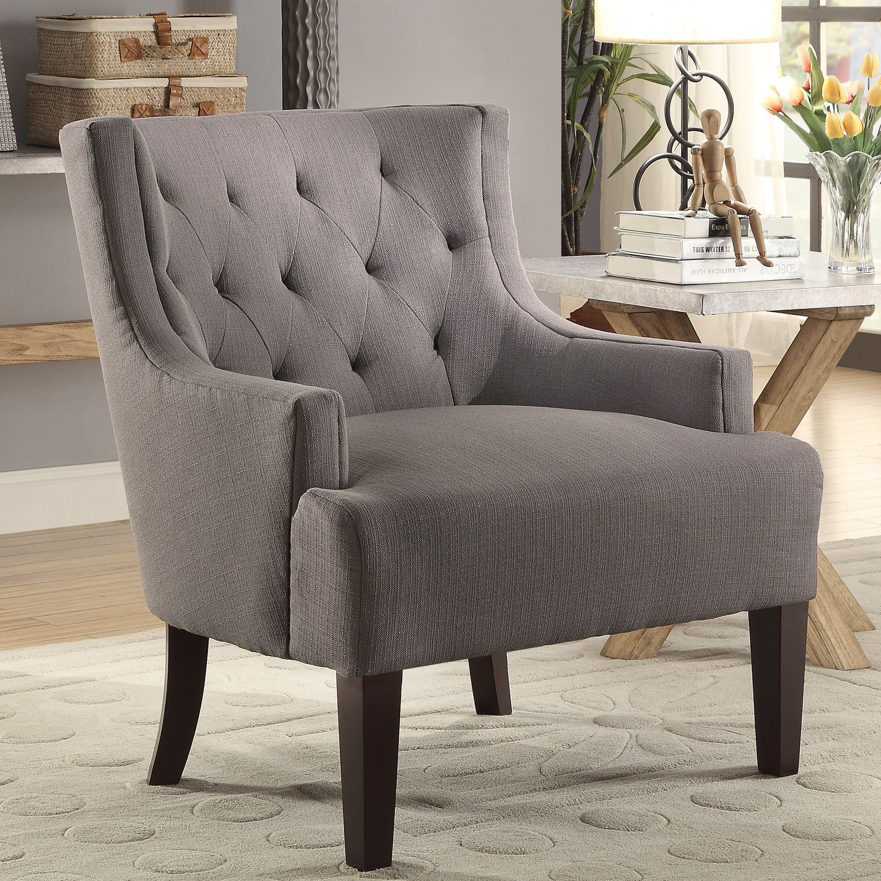 Homelegance Dulce Arm Chair Home Decor Pinterest Accent Chairs