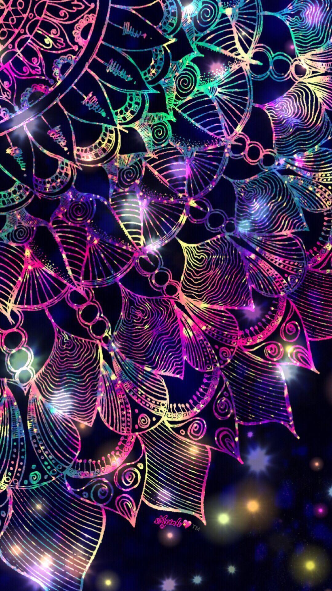 New Iphone Wallpaper Iphone Wallpaper Dreamcatcher Wallpaper Galaxy Wallpaper Fractal Art