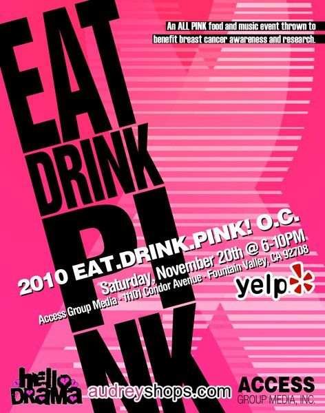 breast cancer fundraiser at bar flyer - Google Search Breast - fundraising flyer