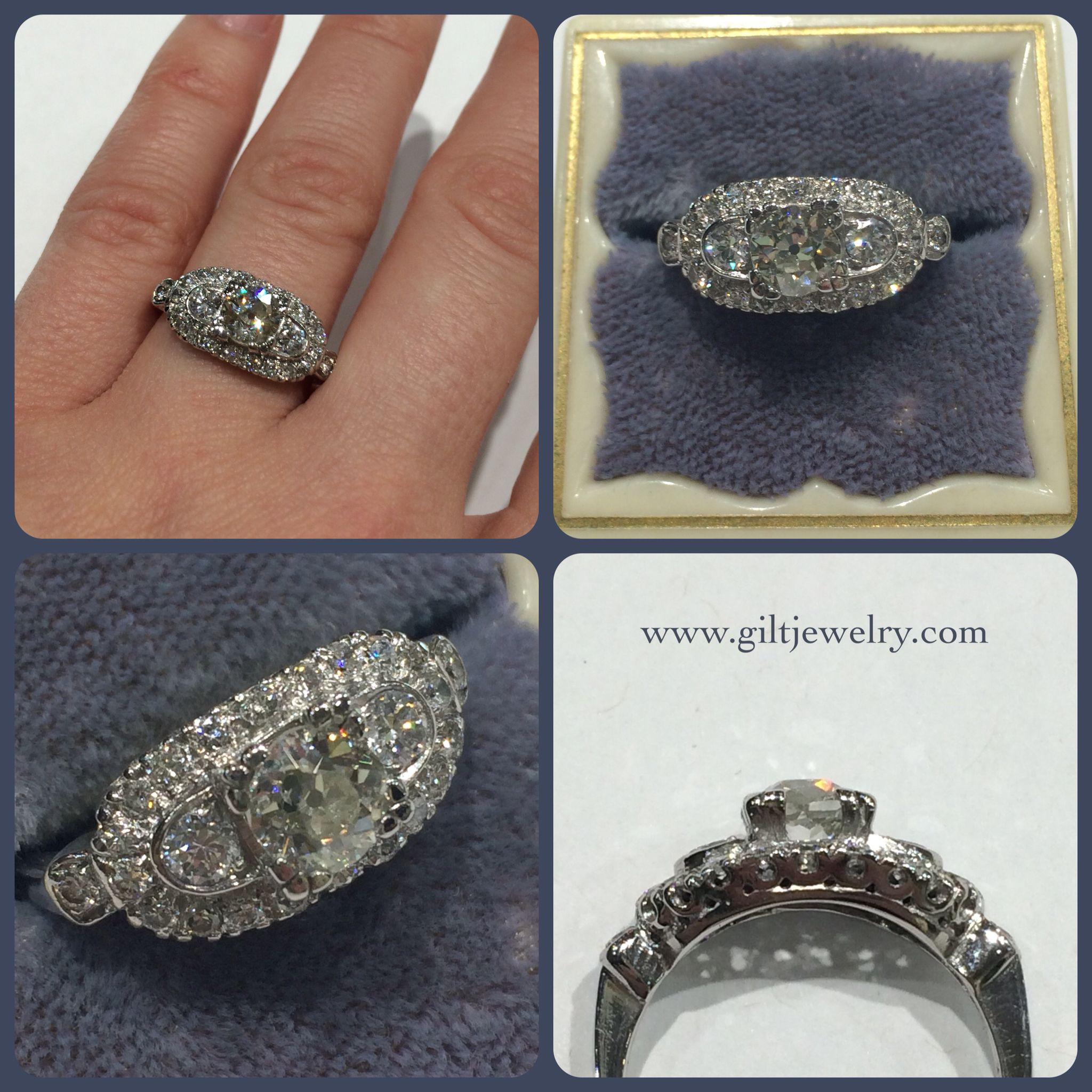 Pin On Gsl Vintage Jewelry Antique Jewelry