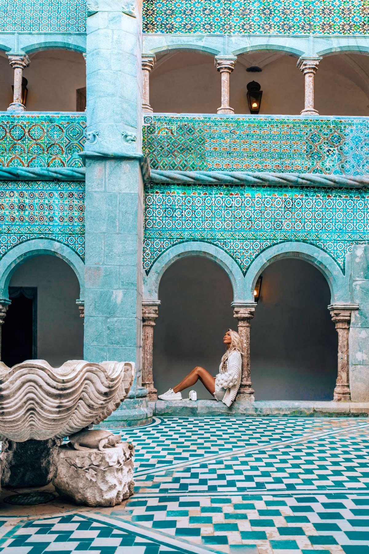 Palacio Nacional da Pena | Sintra, Portugal - La Blonde #portugal