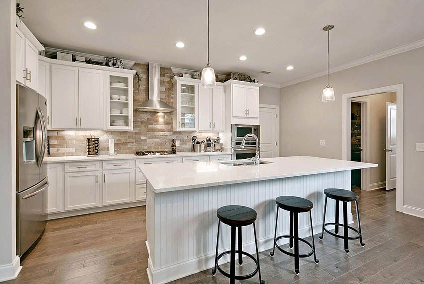 beadboard kitchen island design ideas freestanding kitchen white shaker cabinets kitchen on kitchen island ideas india id=38943
