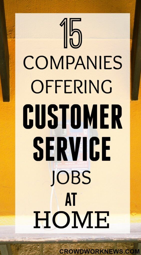 looking for customer service job