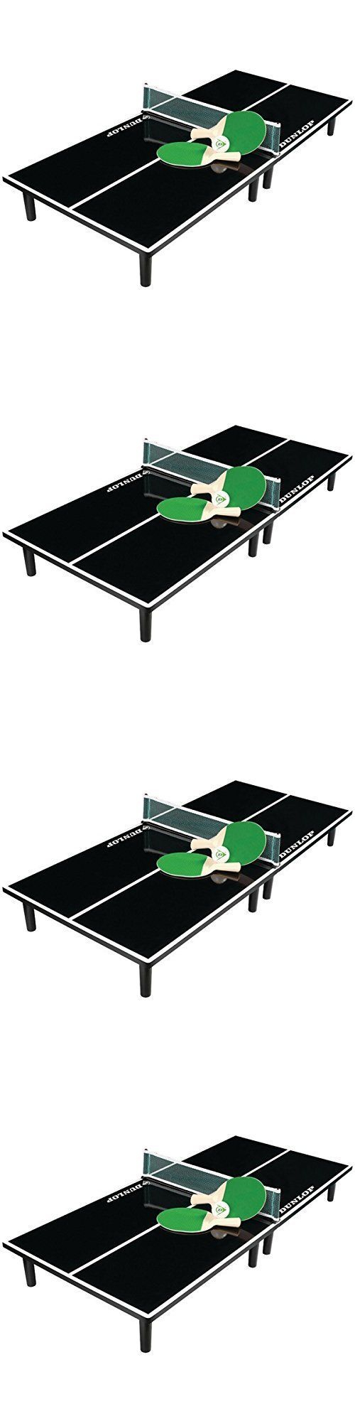 Sets 158955: Table Tennis Ping Pong Conversion Top Portable Table Top +Paddles+