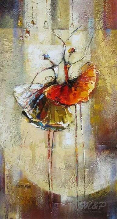 Irene Gendelman. #Ballet