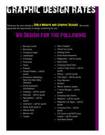 Extensive graphic design price sheet gd business pinterest name cards extensive graphic design price sheet reheart Gallery