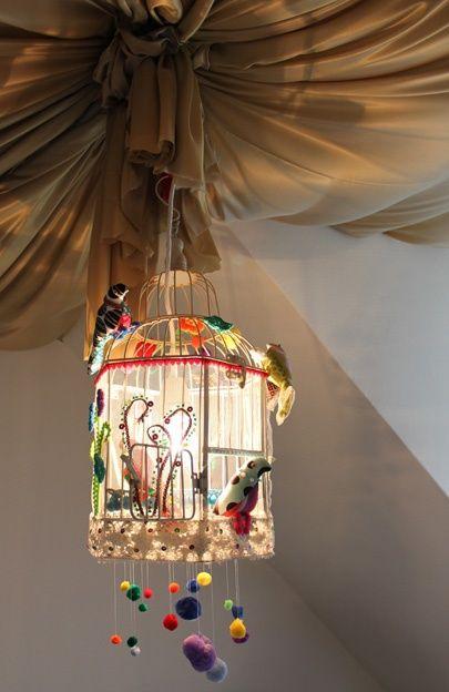 lampenschirme selber machen haushaltsdinge zweckentfremden lampenschirme pinterest. Black Bedroom Furniture Sets. Home Design Ideas